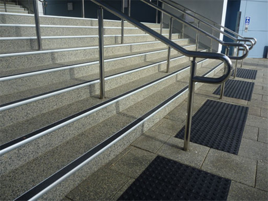 Floor Safety Services Anti Slip Paint Tactile Stair Nosing