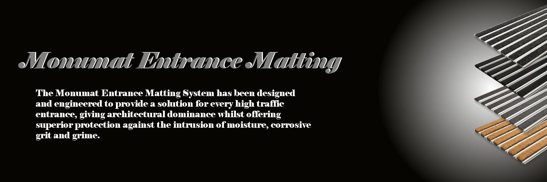 monumat entrance matting