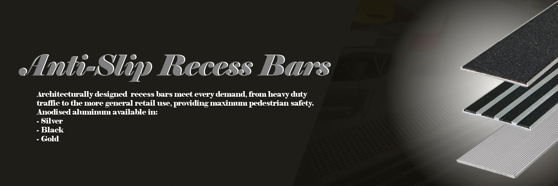 recess bars